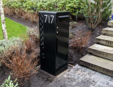 Custom Mailbox, West Vancouver