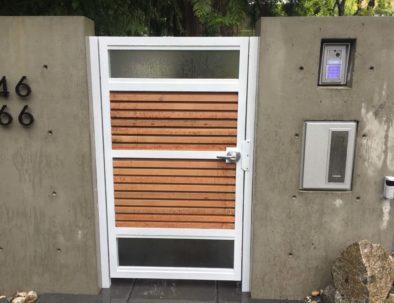Pedestrian Door, West Vancouver