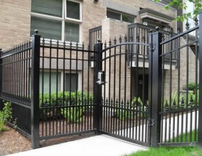 Aluminum Security Fencing, Vancouver